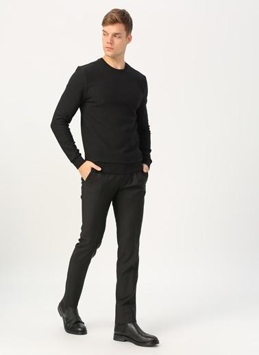 Fabrika Fabrika Siyah Klasik Pantolon Siyah